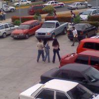 Estacionamiento del tec de Mina, Минатитлан