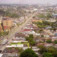 Justo Sierra Street (Minatitlan Ver), Минатитлан