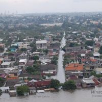 Minatitlan flood 2008, Минатитлан
