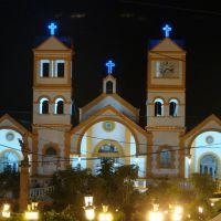 Catedral de San Pedro y San Pablo, Минатитлан