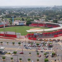 18 de Marzo Stadium. Minatitlan, Минатитлан