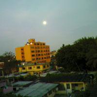 vista trasera del hotel regency canales, Минатитлан