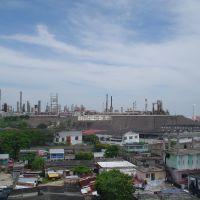 Refineria Gral. Lázaro Cárdenas, Минатитлан