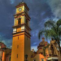 Catedral de San Miguel Arcangel, Orizaba, Ver., Оризаба