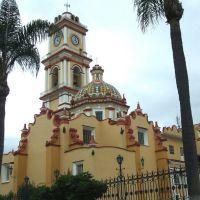 Catedral de San Miguel Arcangel, Оризаба