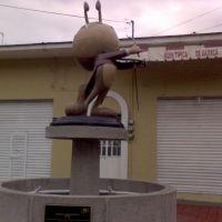 """Casa de Cri-Cri """"el grillo cantor"""" en el Centro de Orizaba., Оризаба"""