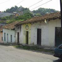 Calle Libertad, Папантла (де Оларте)
