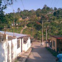 Calle 4 oriente, Папантла (де Оларте)