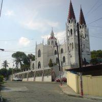 Capilla de Cristo Rey, Папантла (де Оларте)
