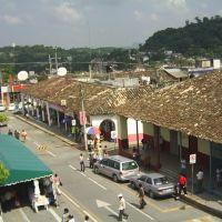 Calle Gutiérrez Zamora, Папантла (де Оларте)