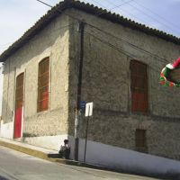 Casa Tognola, Папантла (де Оларте)