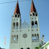 Iglesia, Папантла (де Оларте)