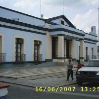 Palacio municipal de Papantla, Папантла (де Оларте)