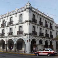 20080729-CCLXX-Palacio Municipal-Veracruz, Поза-Рика-де-Хидальго