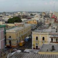 20080729-CCLXXII-Panorámica de Veracruz desde el Hotel Hawaii-Veracruz, Поза-Рика-де-Хидальго