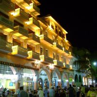 Portales del Hotel Colonial, Поза-Рика-де-Хидальго