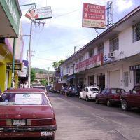 Calle del centro, Сан-Андрес-Тукстла