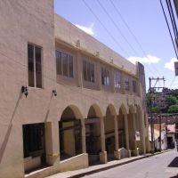 Cecumsat (museo, biblioteca, centro de convenciones), Сан-Андрес-Тукстла