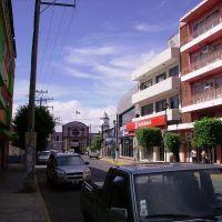 Calle madero bancos, Сан-Андрес-Тукстла
