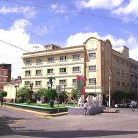 Hotel del Parque, Сан-Андрес-Тукстла
