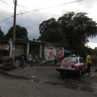por la carretera, Сан-Андрес-Тукстла