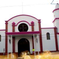 Iglesia de Santa Rosa, Сан-Андрес-Тукстла