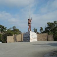 Monumento a los Niños Héroes, TJ, Тихуатлан