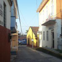 Tuxpan antigua, Тукспан-де-Родригес-Кано
