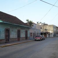 Calle Gonzales Ortega, Тукспан-де-Родригес-Кано