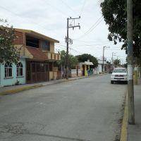 Calle Rafael Moreno, Тукспан-де-Родригес-Кано
