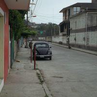 calle, Тукспан-де-Родригес-Кано