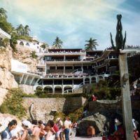 El Mirador Hotel, Acapulco Mexico,  1978, Акапулько