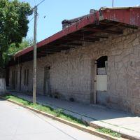 Antigua estacion del Ferrocarril terminal Iguala, Игуала