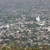 Vista de Iguala desde el Asta Bandera, Игуала