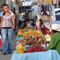 vendedores ambulantes, Игуала