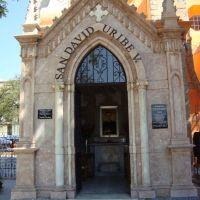 Capilla de San David Uribe Velazco, Игуала