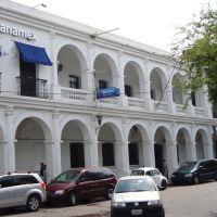 edificio colonial en Iguala, Игуала