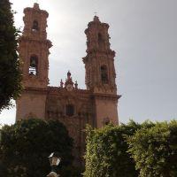 La Santa Prisca, Такско-де-Аларкон