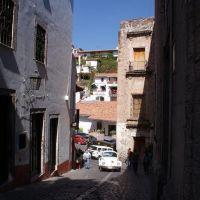 Calles de Taxco de Alarcon, Такско-де-Аларкон