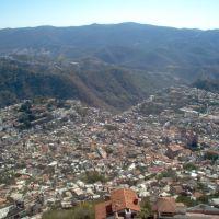 Vista de Taxco, Такско-де-Аларкон