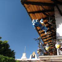 balcony (Thiago), Такско-де-Аларкон