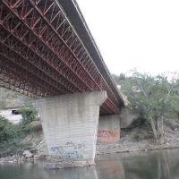 puente del rio  amacuzac, Текпан-де-Галина