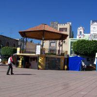 Kiosk in Zocalo, Телолоапан