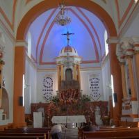 Iglesia de Mexicapan, Teloloapan, Guerrero., Телолоапан