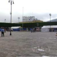 Plaza Hidalgo Acambaro, Gto., Акамбаро