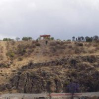 Cruz en el Cerro del Toro, Acambaro, Gto, Акамбаро