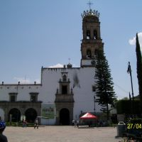 Iglesia de Acambaro,Gto., Акамбаро