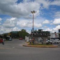 Salida de Acambaro Guanajuato, Акамбаро