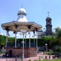 Plaza y Santuario de Guadalupe, Акамбаро