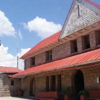 AntiguaEstacion Ferroviaria de Acámbaro., Акамбаро